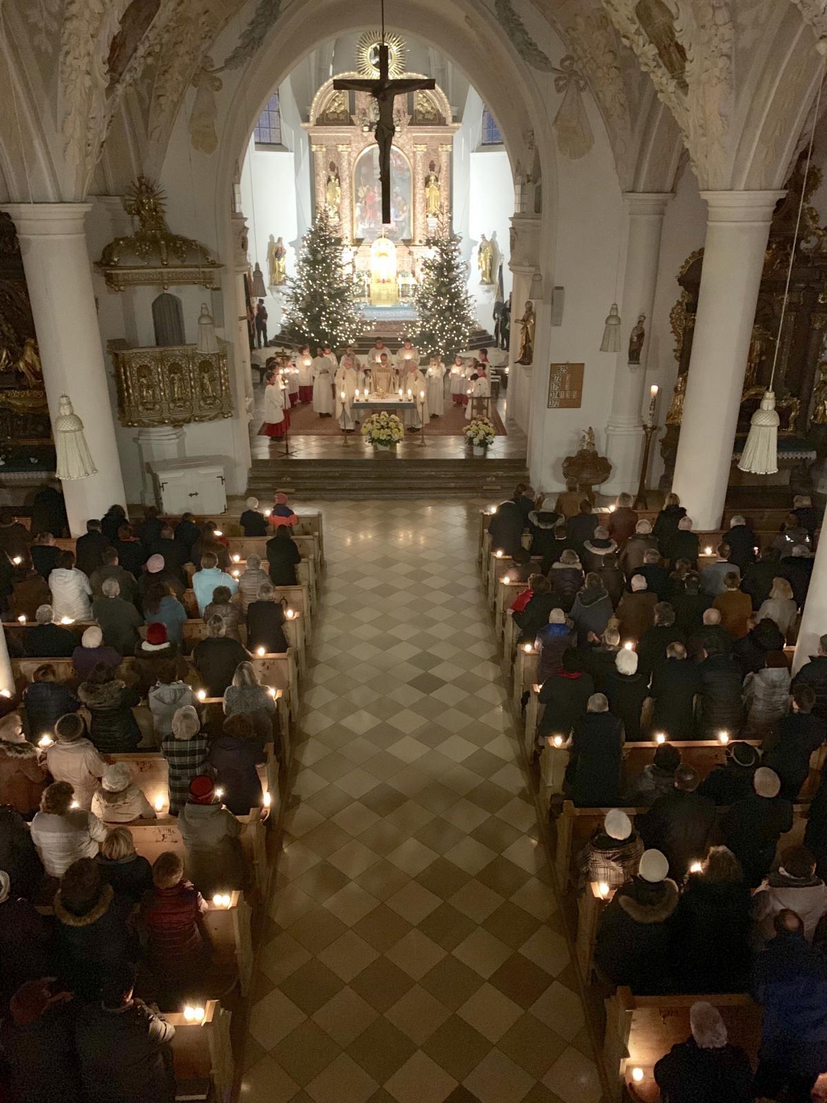 Kirchenpatrozinium 2019 Aschau_Foto H. Reiter