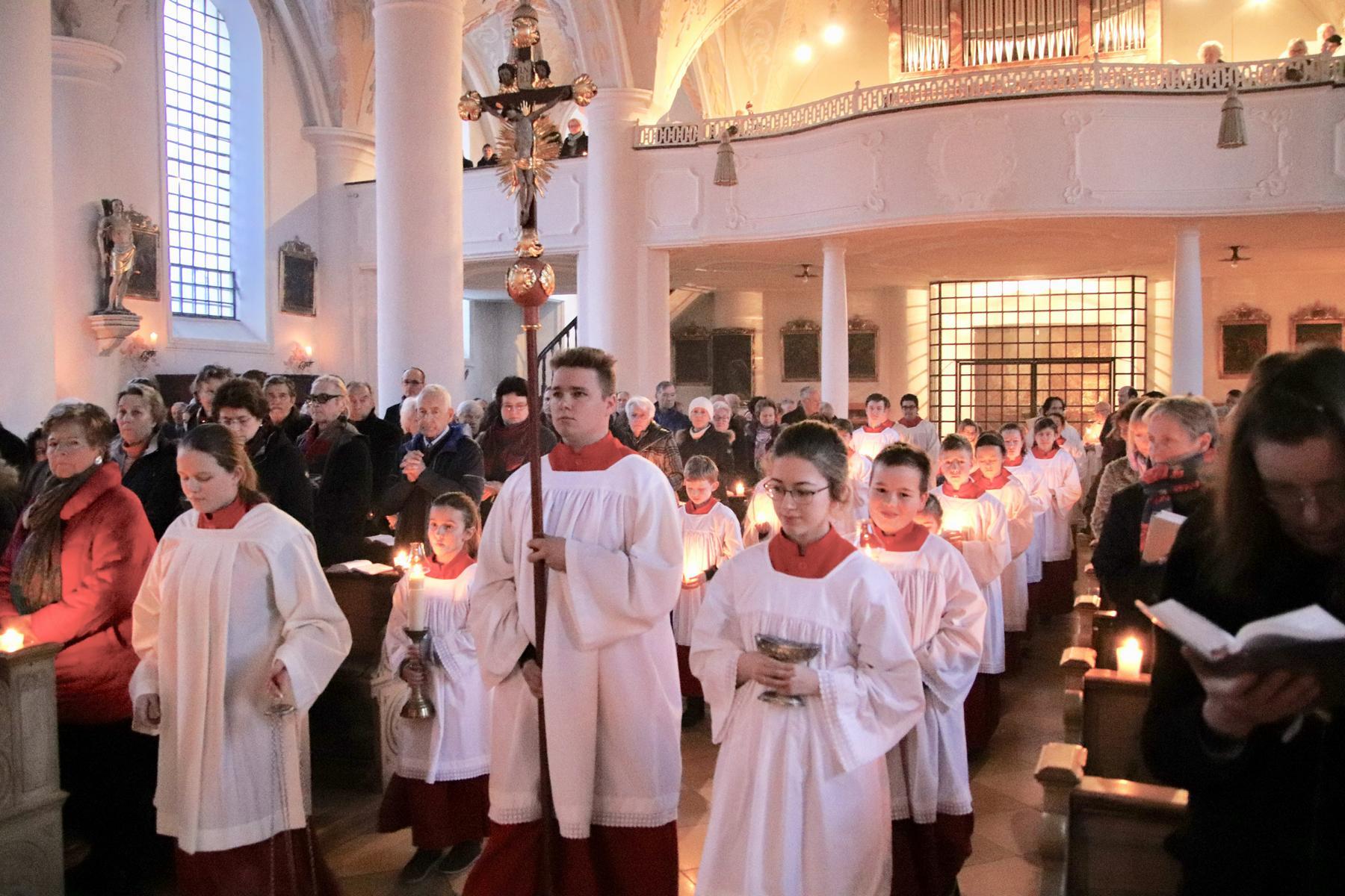 Kirchenpatrozinium Aschau 2019_Foto H. Reiter